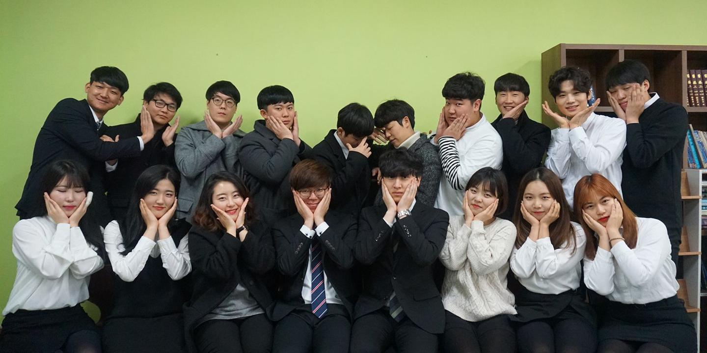 학생회 단체사진 - 수정